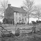 New 5x7 Civil War Photo: Matthews Stone House on Bull Run - Manassas Battlefield
