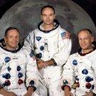New 5x7 NASA Photo: Apollo 11 Astronauts, First Men on the Moon