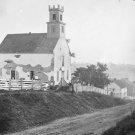 New 5x7 Civil War Photo: Church on Main Street at Antietam - Sharpsburg