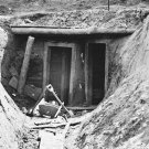 New 5x7 Civil War Photo: Mine at Fort Mahone, Petersburg