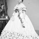 New 5x7 Photo: First Lady Mary Todd Lincoln, wife of President Abraham Lincoln