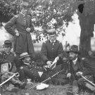 New 5x7 Civil War Photo: Union General Ulric Dahlgren & Officersa at Fairfax