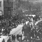 New 5x7 Photo: President Abraham Lincoln Funeral in Union Square, New York City