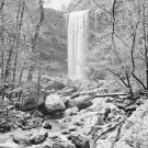 New 5x7 Civil War Photo: Lulu Falls on Lookout Mountain, Chattanooga Tennessee