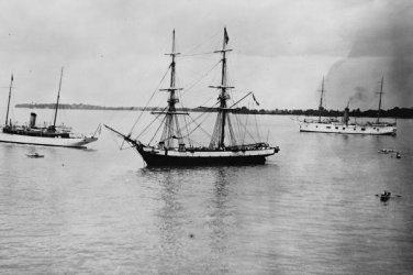 New 5x7 Photo: U.S. Brig NIAGARA of Oliver Hazard Perry, Battle of Lake Erie