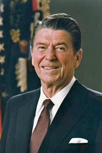 New 5x7 Photo: Ronald W. Reagan, 40th President of the United States