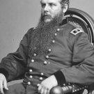 New 5x7 Civil War Photo: Union General John Schofield