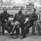 New 5x7 Civil War Photo: Surgeons of 1st Division, 9th Corps at Petersburg