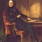New 5x7 Photo: Victorian-Era English Novelist Charles Dickens