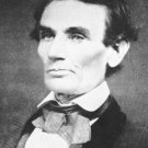 New 5x7 Photo: Future President Abraham Lincoln in a Borrowed Coat, 1858