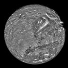 New 5x7 Space Photo: Miranda, Moon of Uranus Captured by Voyager