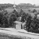 New 5x7 Civil War Photo: Soldier's National Cemetery at Gettysburg