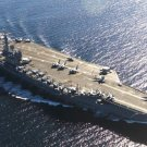 New 5x7 Photo: United States Navy Warship Supercarrier USS NIMITZ in Canada
