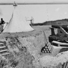 New 5x7 Civil War Photo: Signal Station on Ogeechee River at Fort McAllister