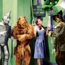New 5x7 Photo: Cast of The Wizard of Oz; Judy Garland, Ray Bolger, Bert Lahr