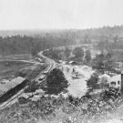 New 5x7 Civil War Photo: Allatoona Pass in Georgia, 1861