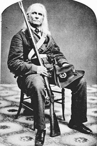 New 5x7 Civil War Photo: Confederate Soldier Edmund Ruffin