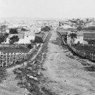 New 5x7 Civil War Photo: Northwestern End Town View of Gettysburg in 1863