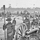 New 5x7 Civil War Photo: Pettit's Battery B, 1st New York Artillery at Fair Oaks