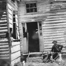 New 5x7 Civil War Photo: House Damaged from Jubal Early's Attack on Washington