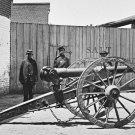 New 5x7 Civil War Photo: Whitworth Gun Awaits Shipment in Richmond
