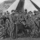 New 5x7 Civil War Photo: The Famous New York 7th in Washington, 1861