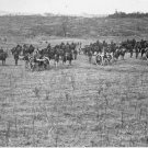 New 5x7 Civil War Photo: Battery of 32 Pounders at Fredericksburg, Virginia