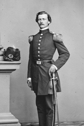 New 5x7 Civil War Photo: Union - Federal General James Barnet Fry