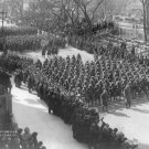 New 5x7 World War I Photo: Review of the Original 15th Infantry in New York City