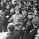 New 5x7 World War II Photo: Zhukov Decorates Field Marshall Bernard Montgomery