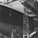 New 5x7 Photo: White Star Ocean Liner RMS TITANIC During Construction, 1911