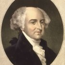 New 8x10 Photo: 2nd United States President & Founding Father John Adams