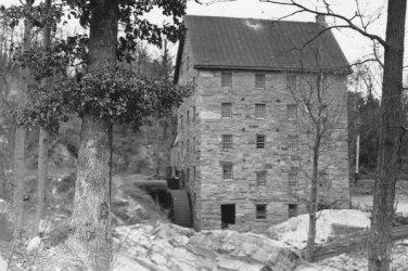 New 5x7 Civil War Photo: Chapman's Mill at Thoroughfare Gap, Virginia