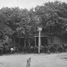 New 5x7 Civil War Photo: Federal Cavalry at Old Church Hotel, Cold Harbor