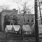 New 5x7 Civil War Photo: Castle Murray at Auburn, HQ of Gen. Alfred Pleasonton