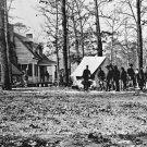 New 5x7 Civil War Photo: Union General Ben Butler's Headquarters, Chapin's Bluff
