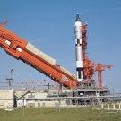 New 5x7 NASA Photo: Gemini V (5) Spacecraft on Launch Pad, 1965