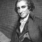 New 5x7 Photo: American Revolution Founding Father Thomas Paine