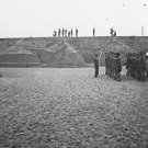 New 5x7 Civil War Photo: Mounting Guard on Fort Wagner on Morris Island