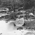 New 5x7 Civil War Photo: Rock Creek at Gettysburg, Pennsylvania