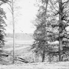New 5x7 Civil War Photo: 1864 View of the Battlefield of Big Black River