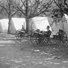 New 5x7 Civil War Photo: Grand Army of the Republic Encampment at Gettsyburg