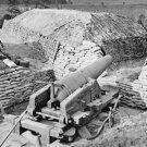 New 5x7 Civil War Photo: Confederate Gun at Dutch Gap Canal on the James River