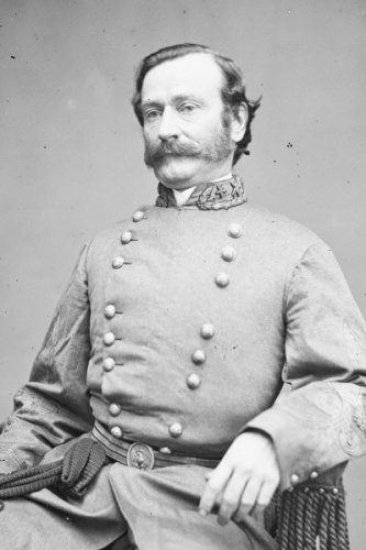 New 5x7 Civil War Photo: CSA Confederate General Mansfield Lovell