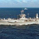 New 5x7 Photo: USS BLUE RIDGE, Blue Ridge-class Amphibious Command Ship