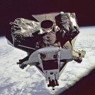 "New 5x7 NASA Photo: Apollo 9 Lunar Module ""Spider"" Ascent Stage, 1969"