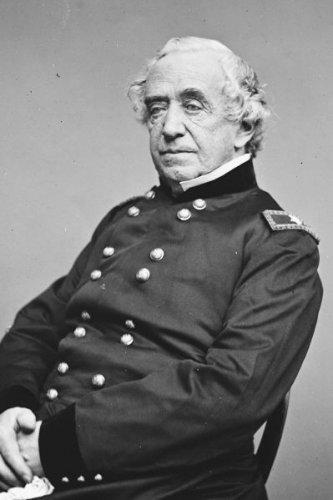 New 5x7 Civil War Photo: Union - Federal General Joseph Totten