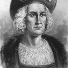 New 5x7 Photo: Explorer & Colonizer Christopher Columbus