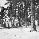 New 5x7 Civil War Photo: Confederate Hospita near Petersburg, 1865