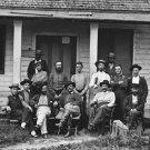 New 5x7 Civil War Photo:Federal  Provost Marshal Headquarters in North Carolina